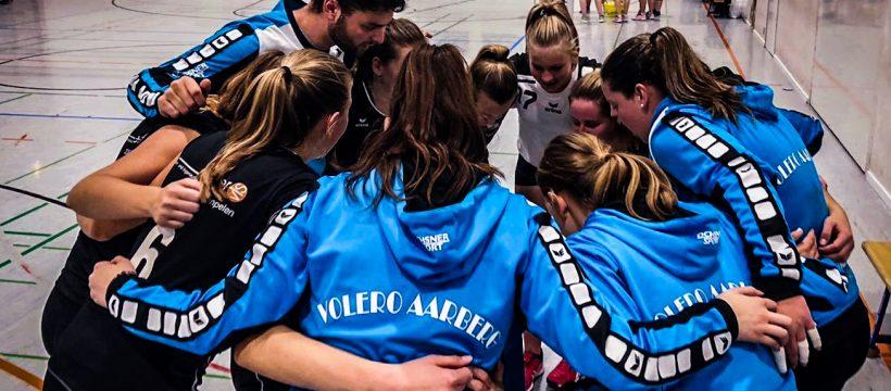 20181024 Volero Aarberg Damen 5 Liga vs Thun Kantonalcup