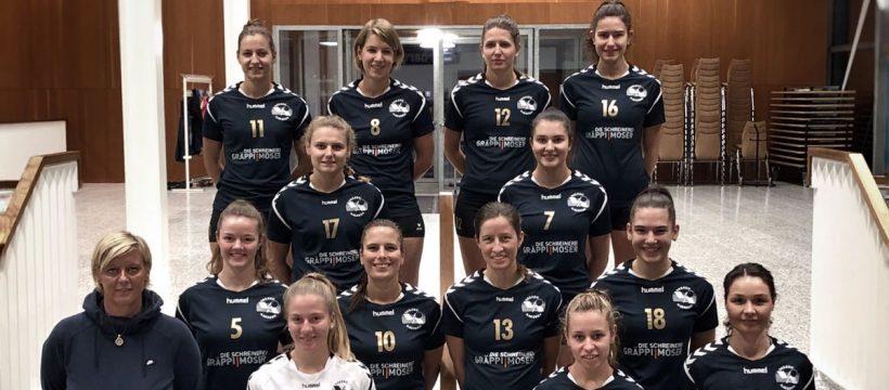 20181102 Volero Aarberg Damen 2 Liga Teamfoto 2 2018/2019