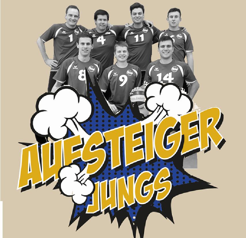Aufsteiger Jungs 3 Liga