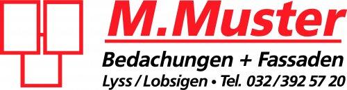logo-muster Bedachungen